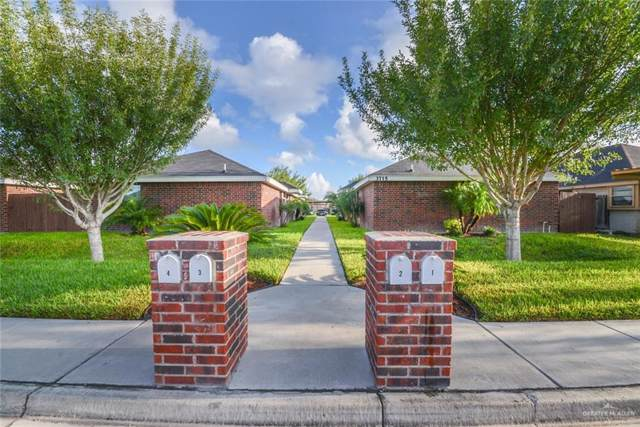 3715 W Zelma Street, Edinburg, TX 78541 (MLS #321263) :: The Lucas Sanchez Real Estate Team
