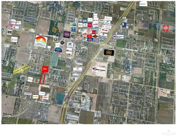 0 W Alberta Road, Edinburg, TX 78539 (MLS #321266) :: The Ryan & Brian Real Estate Team