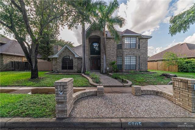 6805 N Cynthia Street, Mcallen, TX 78504 (MLS #322398) :: The Ryan & Brian Real Estate Team