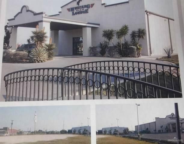 3610 E Expressway 83 W, Weslaco, TX 78596 (MLS #322411) :: The Ryan & Brian Real Estate Team