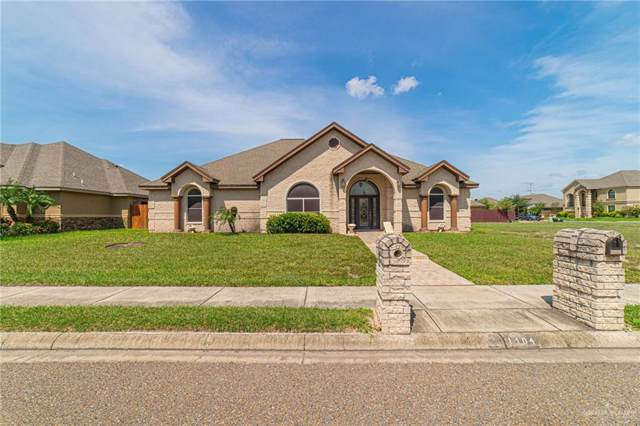 1104 Grosbeak Drive, Pharr, TX 78577 (MLS #322486) :: The Ryan & Brian Real Estate Team