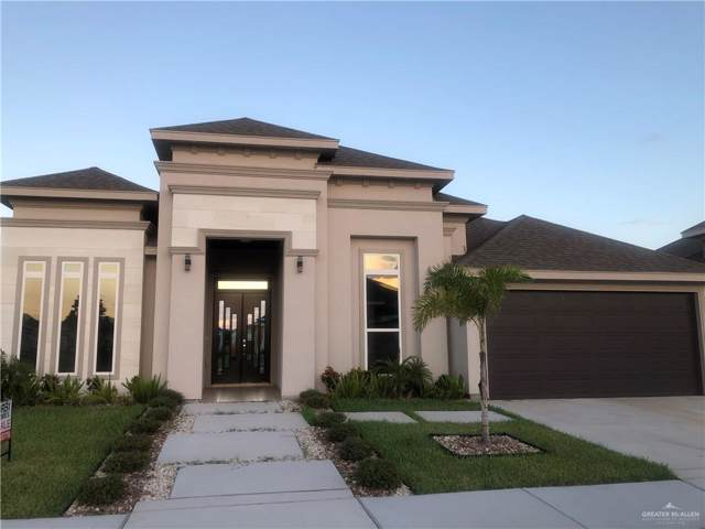 2912 Bobcat Avenue, Edinburg, TX 78542 (MLS #322522) :: Realty Executives Rio Grande Valley