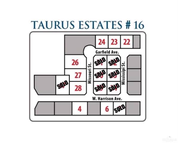 1405 W Garfield Avenue, Alton, TX 78573 (MLS #322535) :: The Ryan & Brian Real Estate Team