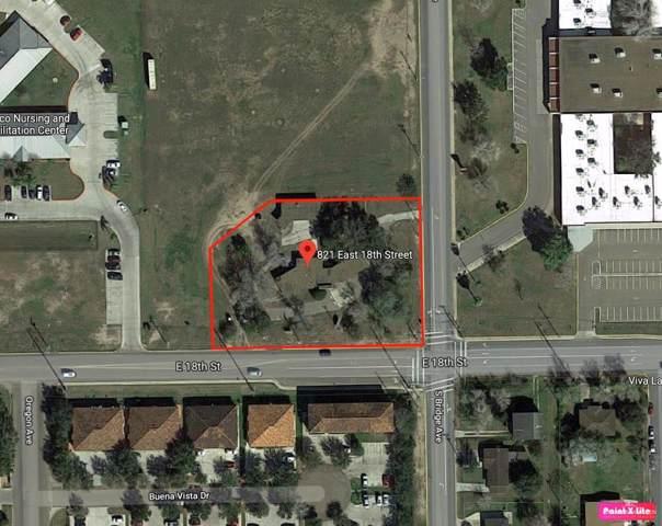 821 E 18th Street E, Weslaco, TX 78596 (MLS #322586) :: The Lucas Sanchez Real Estate Team