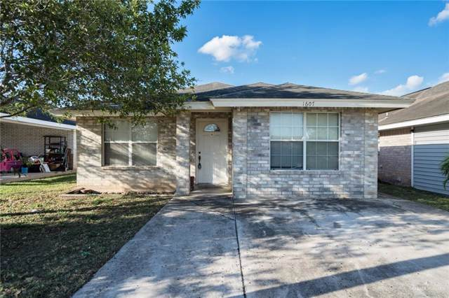 1607 Dalobo Boulevard, Mission, TX 78572 (MLS #322588) :: The Ryan & Brian Real Estate Team