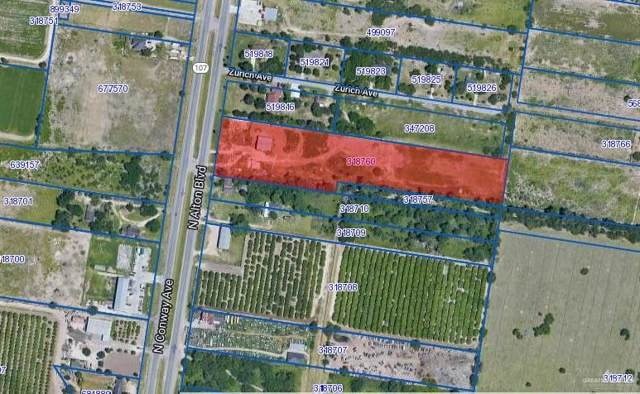 00 N Conway Avenue, Mission, TX 78572 (MLS #322593) :: eReal Estate Depot
