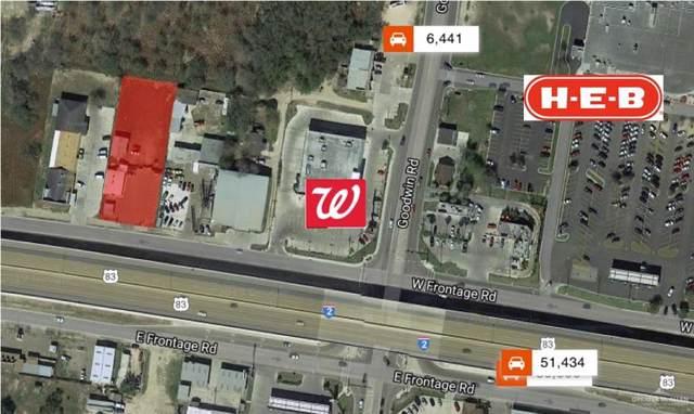 2200 W Expressway 83, Palmview, TX 78572 (MLS #322598) :: Jinks Realty