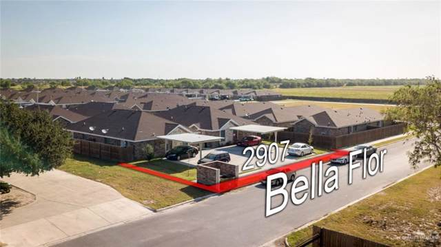 2907 Bella Flor Street, Edinburg, TX 78542 (MLS #322679) :: The Lucas Sanchez Real Estate Team