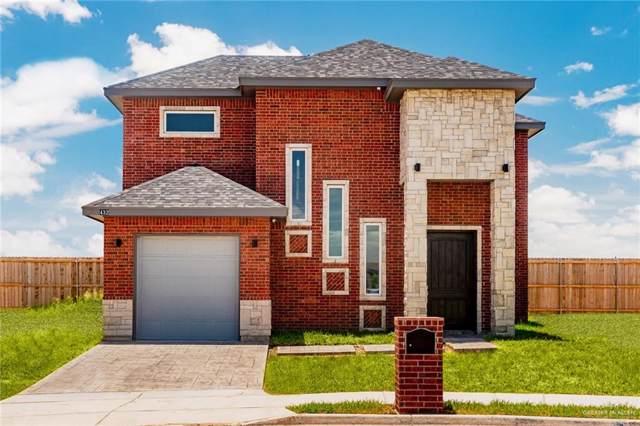 432 Telfair Avenue, Edinburg, TX 78539 (MLS #322687) :: The Ryan & Brian Real Estate Team