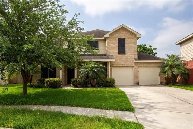 3100 San Sebastian Street, Mission, TX 78572 (MLS #322710) :: HSRGV Group