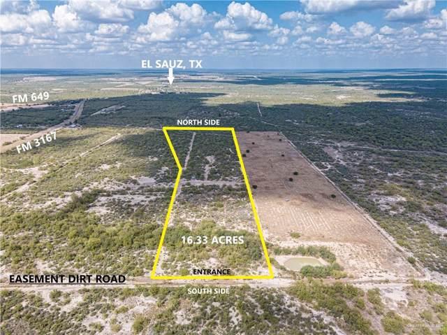0 N Fm 3167, Rio Grande City, TX 78582 (MLS #322763) :: The Lucas Sanchez Real Estate Team
