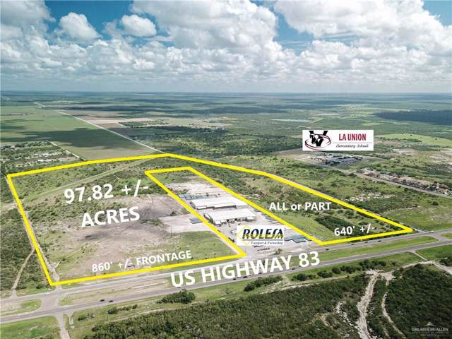 0 E Us Highway 83, Rio Grande City, TX 78582 (MLS #322764) :: Jinks Realty