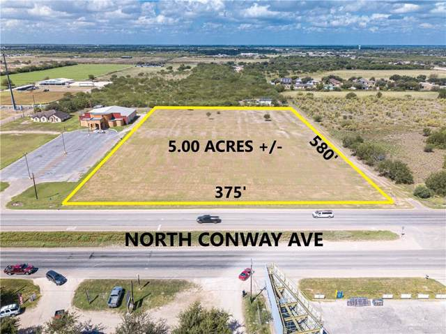 0 N Conway Avenue, Mission, TX 78573 (MLS #322788) :: eReal Estate Depot