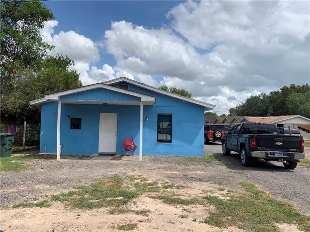 205 S Hill Street, Edcouch, TX 78538 (MLS #322833) :: The Ryan & Brian Real Estate Team