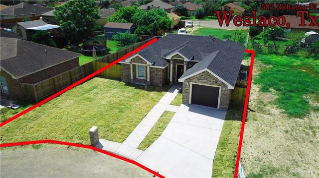 502 Bahama Street, Weslaco, TX 78596 (MLS #322863) :: The Ryan & Brian Real Estate Team