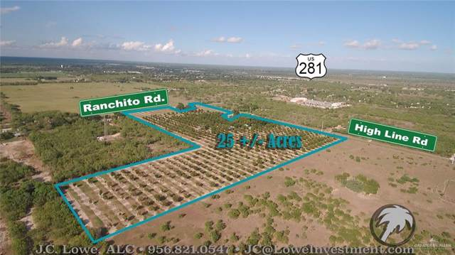 0 Highline Road, Falfurrias, TX 78235 (MLS #322899) :: BIG Realty