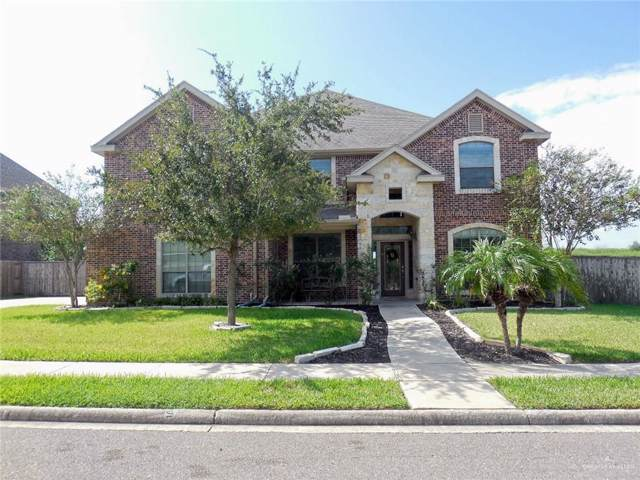 2302 San Alejandro, Mission, TX 78572 (MLS #322964) :: The Ryan & Brian Real Estate Team
