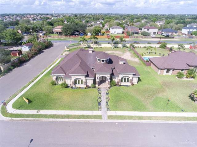 605 Vida De Oro Street, Alamo, TX 78516 (MLS #322974) :: The Ryan & Brian Real Estate Team