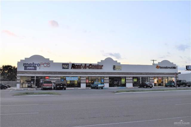107 S Broadway Street A-H,1, Elsa, TX 78543 (MLS #322982) :: The Lucas Sanchez Real Estate Team