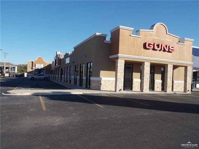 605 S 10th Street S, Mcallen, TX 78501 (MLS #323014) :: Realty Executives Rio Grande Valley