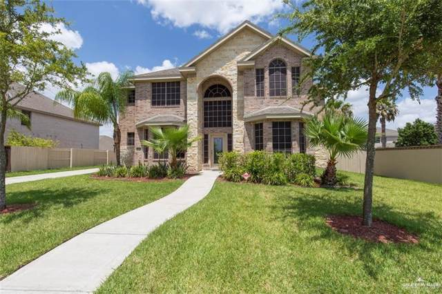 3611 Grand Canal Drive, Mission, TX 78572 (MLS #323030) :: Realty Executives Rio Grande Valley