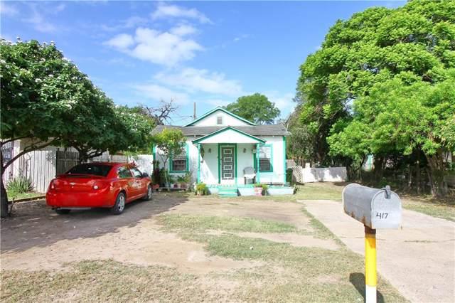 417 S Salinas Boulevard, Donna, TX 78537 (MLS #323069) :: The Ryan & Brian Real Estate Team