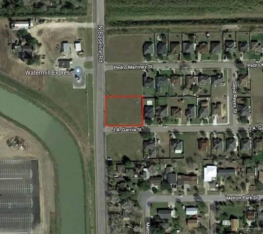 4402 J A Garcia Street, Mercedes, TX 78570 (MLS #323081) :: The Ryan & Brian Real Estate Team
