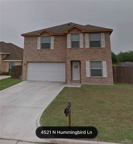 4521 Hummingbird Lane N, Harlingen, TX 78552 (MLS #323132) :: HSRGV Group