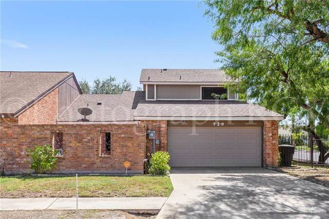 729 W Jonquil Avenue, Mcallen, TX 78501 (MLS #323215) :: BIG Realty
