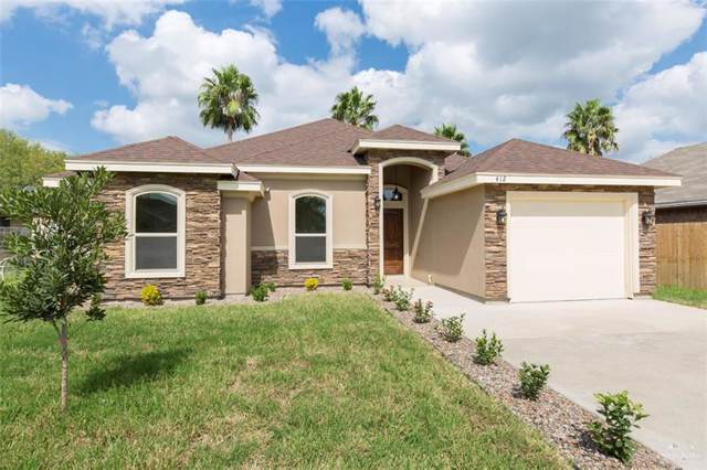 412 Armstrong Street, Donna, TX 78537 (MLS #323231) :: Jinks Realty