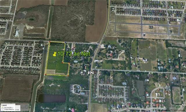 000 Oxford Street, Mcallen, TX 78504 (MLS #323233) :: Realty Executives Rio Grande Valley