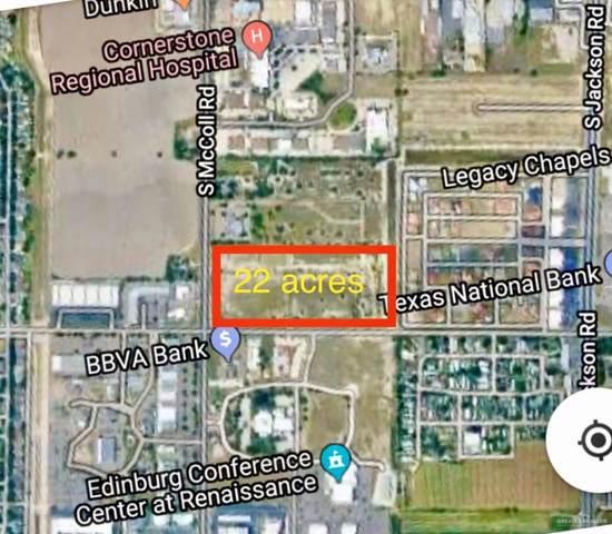000 S Mccoll Road S, Mcallen, TX 78539 (MLS #323248) :: The Ryan & Brian Real Estate Team