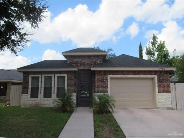 1705 E Gastel Circle, Mission, TX 78572 (MLS #323258) :: The Ryan & Brian Real Estate Team