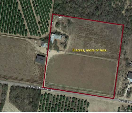 000 W 5 Mile Line Road, Alton, TX 78574 (MLS #323273) :: The Ryan & Brian Real Estate Team