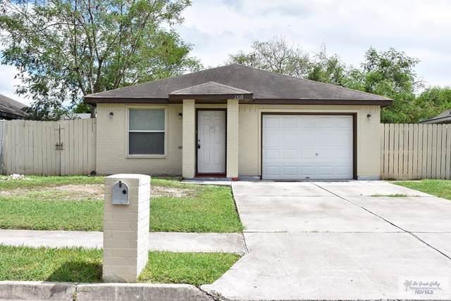 2435 Munich Street, Brownsville, TX 78520 (MLS #323279) :: eReal Estate Depot