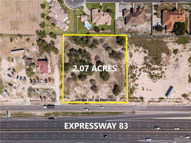 00 W Expressway 83, Palmview, TX 78572 (MLS #323309) :: Realty Executives Rio Grande Valley