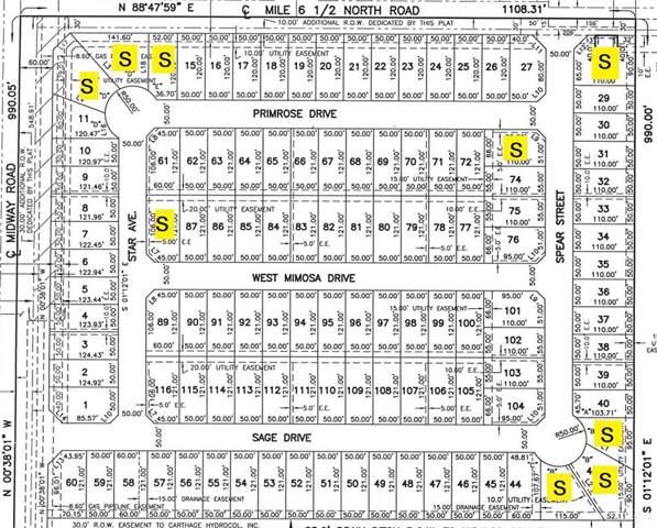 93 Mimosa Drive, Weslaco, TX 78596 (MLS #323355) :: Key Realty