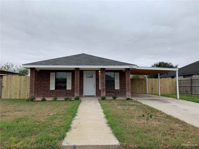 7101 S Habitat Circle W, Pharr, TX 78577 (MLS #323396) :: eReal Estate Depot