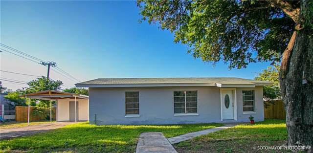 702 E 8th Street, Mission, TX 78572 (MLS #323412) :: The Ryan & Brian Real Estate Team