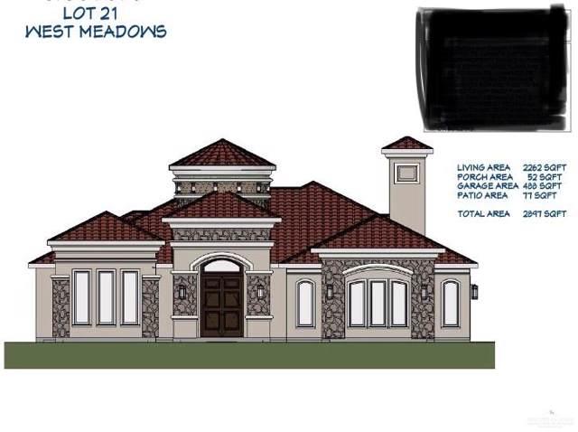 3107 Iris Avenue, Edinburg, TX 78539 (MLS #323417) :: eReal Estate Depot