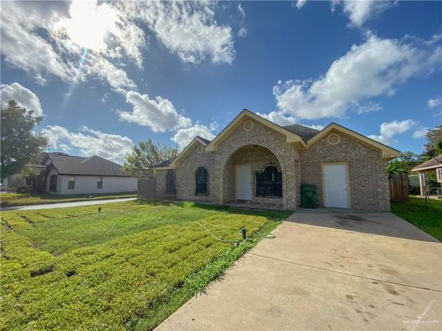 2214 Monterrey Street, Hidalgo, TX 78557 (MLS #323418) :: The Ryan & Brian Real Estate Team