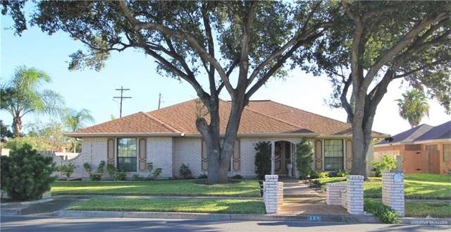 2301 Robin Avenue, Mcallen, TX 78504 (MLS #323432) :: BIG Realty