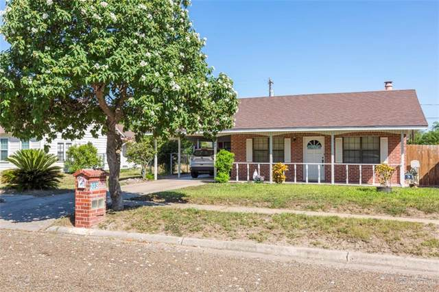 309 W Stubbs Street W, Edinburg, TX 78539 (MLS #323448) :: Realty Executives Rio Grande Valley