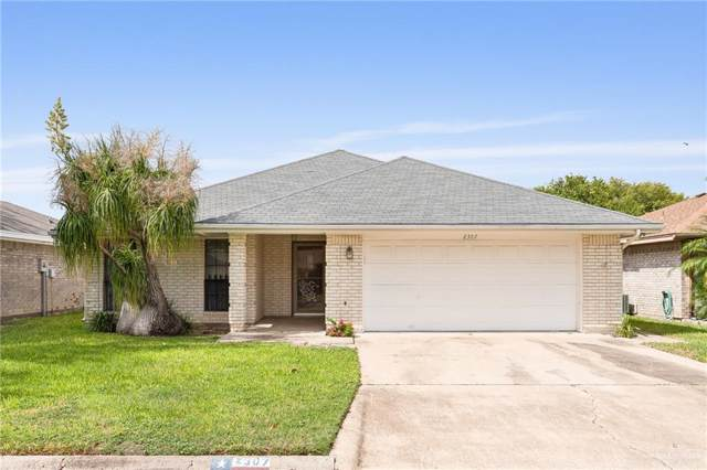 2307 Viola Street, Mission, TX 78574 (MLS #323452) :: The Ryan & Brian Real Estate Team