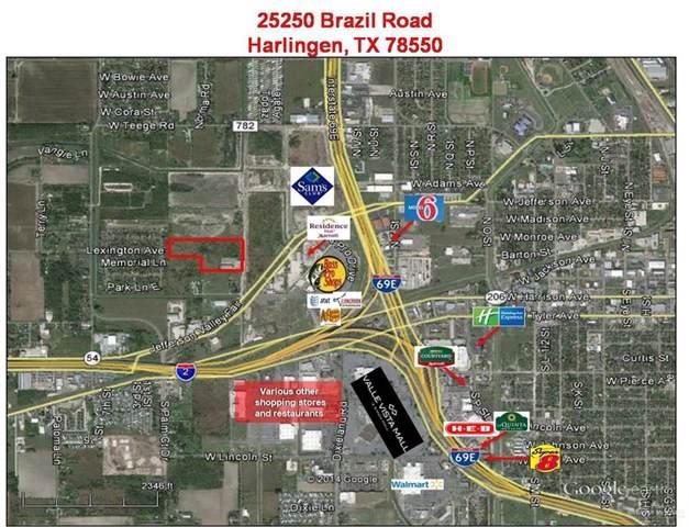 25250 Brazil Road, Harlingen, TX 78552 (MLS #323460) :: The Maggie Harris Team