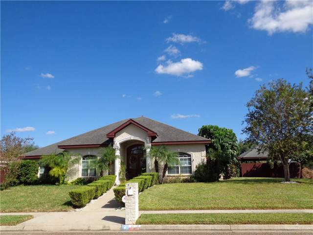 3018 River Rock Drive, Edinburg, TX 78539 (MLS #323497) :: Jinks Realty
