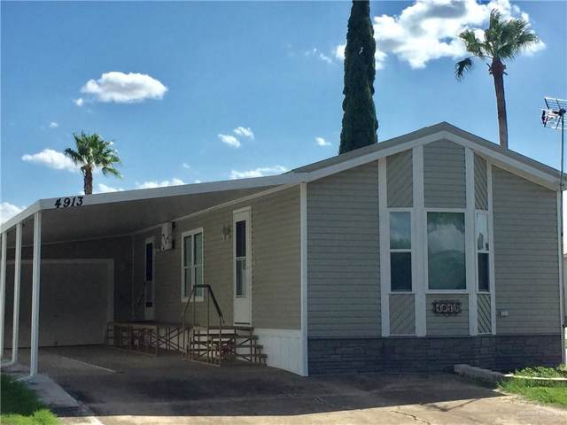 4913 Carnation Avenue #7, Mcallen, TX 78501 (MLS #323579) :: Jinks Realty