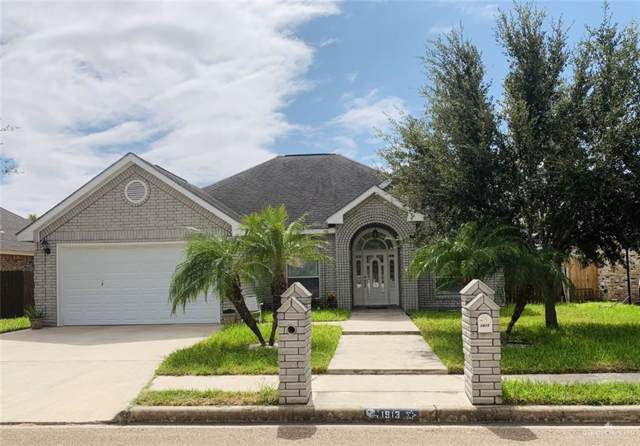 1913 W 41st Street, Mission, TX 78573 (MLS #323611) :: The Ryan & Brian Real Estate Team