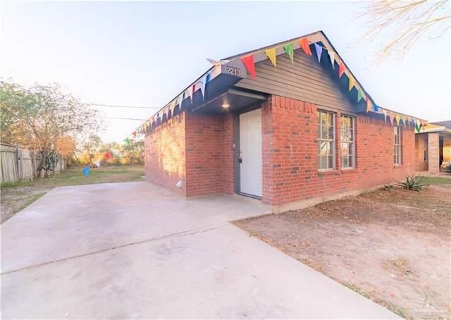 2213 Las Brisas Drive, Weslaco, TX 78599 (MLS #323653) :: The Lucas Sanchez Real Estate Team