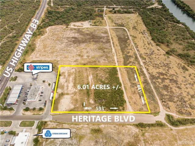 0 Heritage Boulevard, Rio Grande City, TX 78582 (MLS #323696) :: The Ryan & Brian Real Estate Team